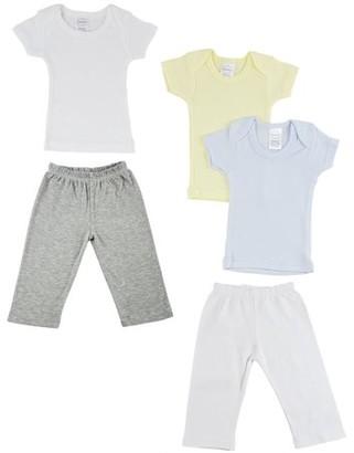 Bambini Infant Boys T-Shirts and Track Sweatpants
