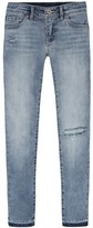 Levi's Girls 7-16 Ripped Super Skinny Ankle Jeans