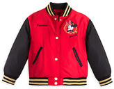 Disney Minnie Mouse Varsity Jacket for Girls - Personalizable