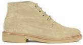 A.p.c. Gaspard Suede Boots Beige