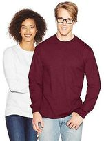 Hanes Men's Shirts Adult Beefy-T Long-Sleeve T-Shirt