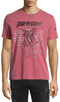 True Religion 4th Skull & Logo-Graphic Short-Sleeve Tee