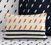 Pottery Barn Kids Lightning Bolt Pillow