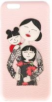 Dolce & Gabbana family patch iPhone 6S Plus case
