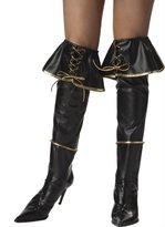 California Costumes Women's Pirate Boot Covers