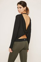 Forever 21 FOREVER 21+ Active Cutout Top