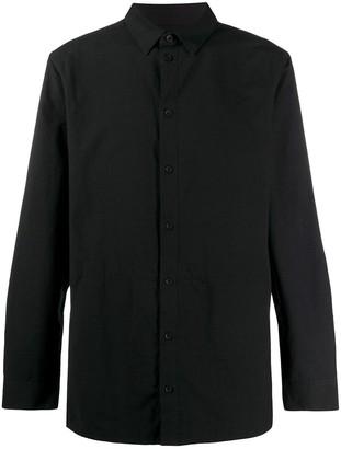 Helmut Lang Cotton Long-Sleeve Shirt