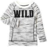 Petit Lem Infant Boys) Wild Raglan Top
