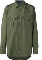 Rag & Bone chest pocket shirt - men - Cotton - L