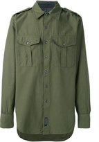 Rag & Bone chest pocket shirt - men - Cotton - M