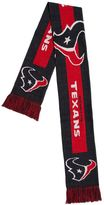 Adult Forever Collectibles Houston Texans Big Logo Scarf