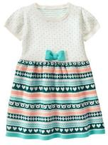 Gymboree Dot Sweater Dress