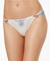 Heidi Klum Intimates Isola Nel Cielo Sheer Lace Bikini H30-1399