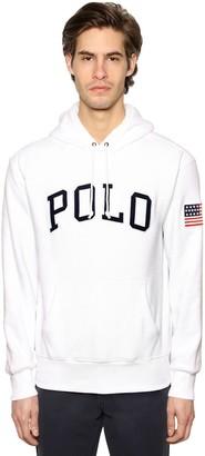 Polo Ralph Lauren Logo Techno Sweatshirt Hoodie