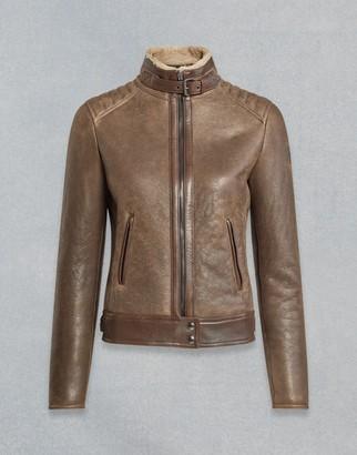 Belstaff Silverlake Leather Jacket