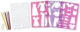 Melissa & Doug Kids Toy, Fashion Fun Stencil Set