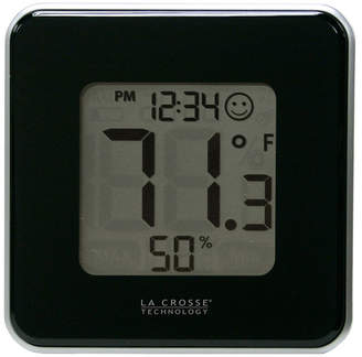 La Crosse Technology 302-604B Indoor Temperature and Humidity Station