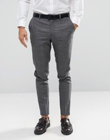 Jack and Jones Smart Pant In POW Check