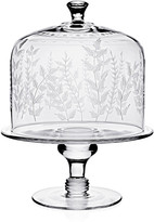 William Yeoward Fern Cake Stand & Dome