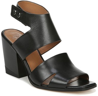 Franco Sarto Isabella Block Heel Sandal