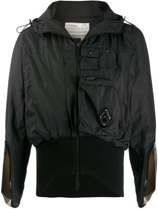 A-Cold-Wall* asymmetric lightweight jacket