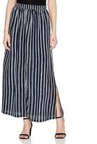 Scotch & Soda Striped Maxi Skirt