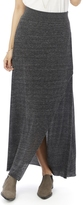 Alternative Remodel Eco-Jersey Maxi Skirt