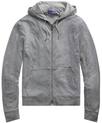Ralph Lauren Purple Label Zip-Front Hoodie
