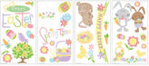 RoomMates Happy Easter Peel & Stick Wall Decals