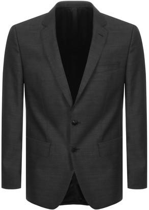HUGO BOSS Huge 6 Slim Fit Jacket Grey
