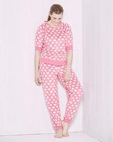 Pretty Secrets Fleece Pyjama Set