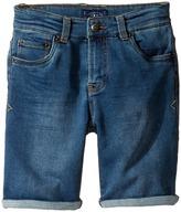 Lucky Brand Kids - Indigo Knit Shorts Boy's Shorts