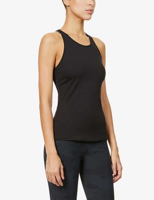 Alo Yoga Select sleeveless stretch-jersey top