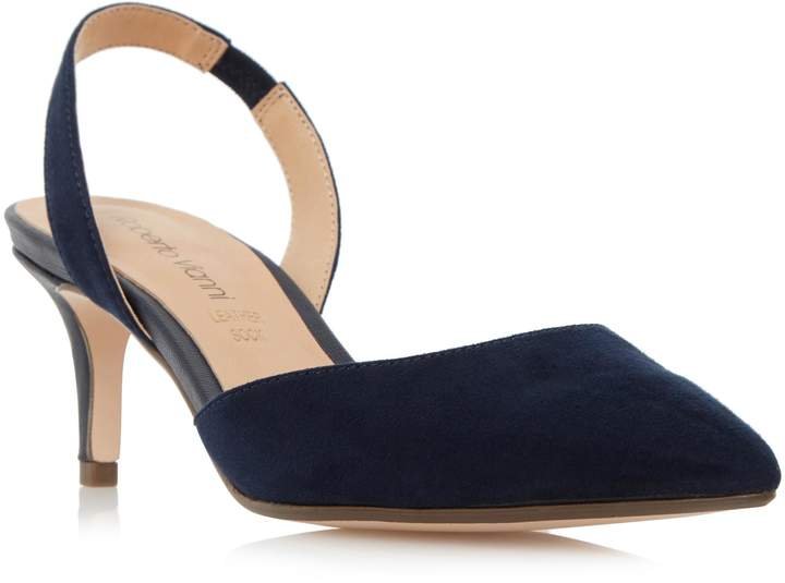 Roberto Vianni CARELL - Slingback Pointed Toe Court Shoe