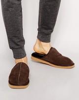 Dunlop Mule Slippers