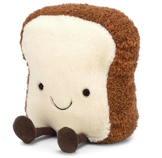 Jellycat Amuseable Toast Plush Toy