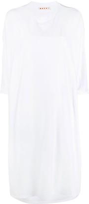 Marni oversized T-shirt dress