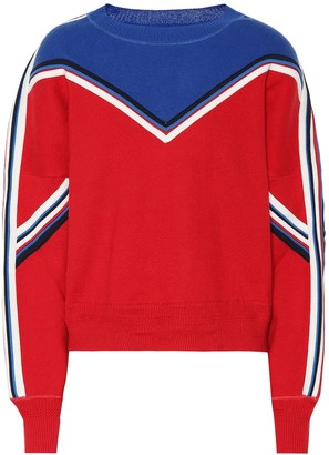 Etoile Isabel Marant Isabel Marant, étoile Kimo striped cotton-blend sweater