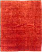 Ecarpetgallery eCarpet Gallery 195591 Hand-Knotted Luribaft Gabbeh Riz Solid 6' x 8' 100% Wool Area Rug
