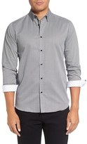 Ted Baker Men's 'Jamidoj' Trim Fit Sport Shirt