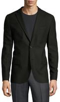 J. Lindeberg Hopper UNC Soft Wool Tweed Blazer