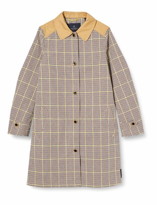Scotch & Soda Girl's Longer Length Jacket in Special Bonded Quality