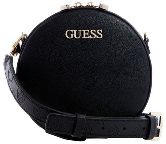 GUESS VG755081BLA New Vibe Zip Around Crossbody Bag