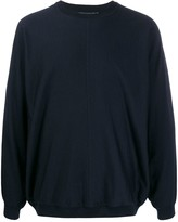 Issey Miyake relaxed-fit sweater