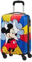 Disney Legends - Spinner 55/20 Alfatwist Hand Luggage, 55 cm, 32.5 liters, Multicolour (Mickey Flash Pop)