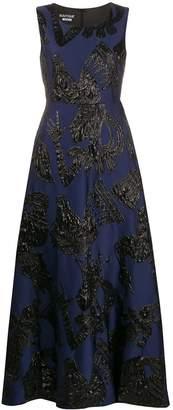 Moschino A-line evening dress