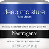 Neutrogena Deep Moisture Night Cream