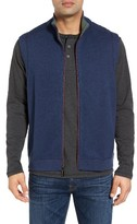 Tommy Bahama Men's Big & Tall Flip Side Pro Reversible Knit Vest