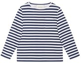 Gucci Boy's 'Lightning' Stripe Long Sleeve T-Shirt