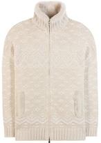 Loro Piana Poncho Snowbells cashmere jacket